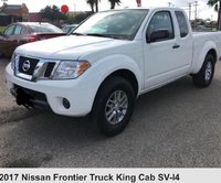2017 Nissan Frontier Picture Gallery