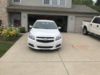 Picture of 2013 Chevrolet Malibu LT, exterior