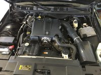 Picture of 2008 Ford Crown Victoria Police Interceptor, engine