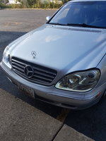 Picture of 2001 Mercedes-Benz S-Class S 430, exterior