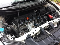 Picture of 2015 Honda Civic Coupe LX, engine
