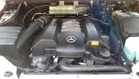 Picture of 2002 Mercedes-Benz M-Class ML 500, engine