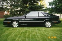 1987 Dodge Charger Picture Gallery