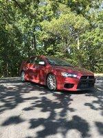 Picture of 2014 Mitsubishi Lancer Evolution GSR, exterior