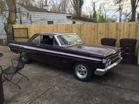 1964 Mercury Comet Overview