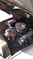 Picture of 1952 Ford F-100, engine