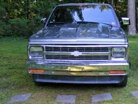 Picture of 1988 Chevrolet S-10 STD Standard Cab SB, exterior
