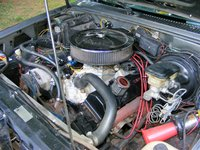 Picture of 1988 Chevrolet S-10 STD Standard Cab SB, engine
