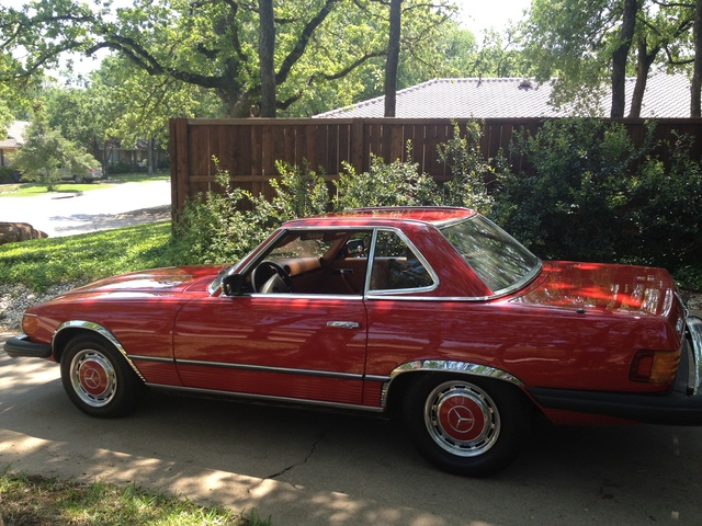 Picture of 1976 Mercedes-Benz SL-Class 450SL