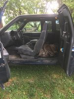 Picture of 2001 GMC Sonoma SLS Extended Cab Short Bed 4WD, interior