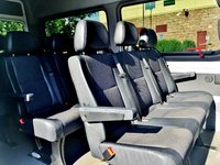 Picture of 2016 Mercedes-Benz Sprinter 2500 144 WB Passenger Van, interior