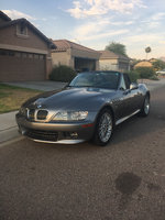 Picture of 2002 BMW Z3 M, exterior