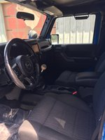 Picture of 2011 Jeep Wrangler Unlimited Sport, interior