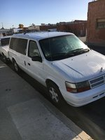 Picture of 1995 Dodge Grand Caravan 3 Dr SE Passenger Van Extended, exterior