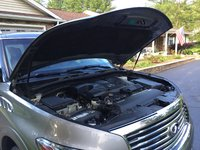 Picture of 2014 INFINITI QX80 AWD, engine, gallery_worthy