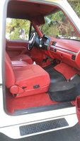 Picture of 1993 Ford F-350 2 Dr XLT Extended Cab LB, interior