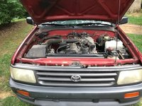 Picture of 1996 Toyota T100 2 Dr STD Standard Cab LB, engine