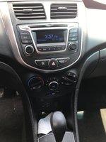 Picture of 2015 Hyundai Accent GLS, interior