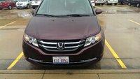 Picture of 2014 Honda Odyssey EX, exterior