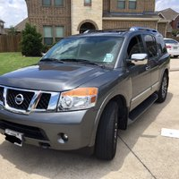 Picture of 2015 Nissan Armada SL