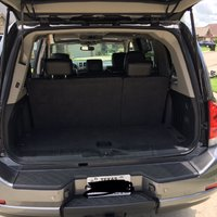 Picture of 2015 Nissan Armada SL, interior