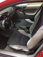 Picture of 2000 Honda Insight 2 Dr STD Hatchback, interior