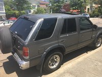 Picture of 1995 Honda Passport 4 Dr LX SUV, exterior, gallery_worthy