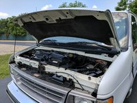 Picture of 1996 Ford E-350 XL Econoline Cargo Van, engine