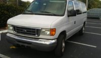 Picture of 2007 Ford Econoline Wagon E-150 XL, exterior, gallery_worthy