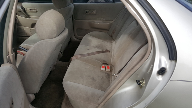Picture of 1997 Nissan Altima GXE (1997.5), interior, gallery_worthy