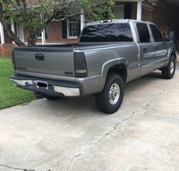 Picture of 2006 GMC Sierra 1500HD SLT 4dr Crew Cab SB, interior, gallery_worthy