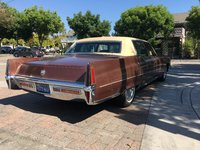 Picture of 1970 Cadillac Fleetwood, exterior, gallery_worthy