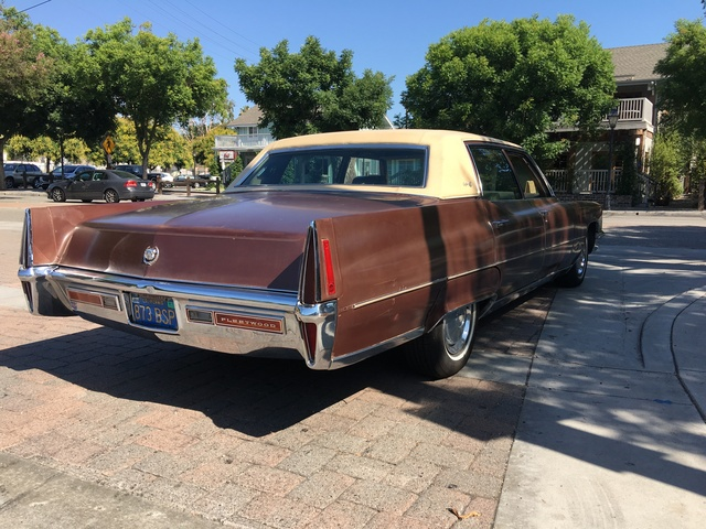Picture of 1970 Cadillac Fleetwood