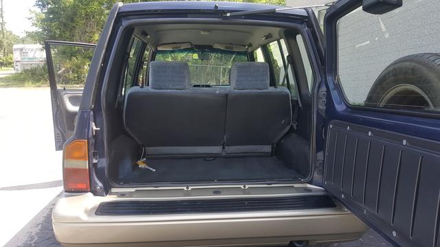 Picture of 1997 Suzuki Sidekick 4 Dr Sport JLX 4WD SUV, interior, gallery_worthy