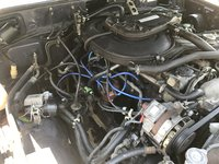 Picture of 1985 Toyota Land Cruiser 4WD, engine, gallery_worthy