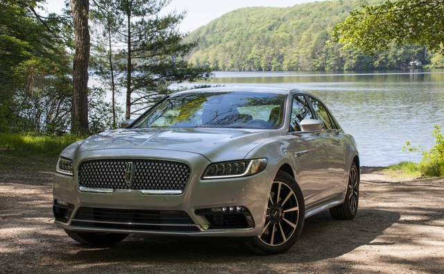 2017 Lincoln Continental Price Cargurus