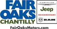 Fair Oaks Chantilly Chrysler Jeep Dodge logo