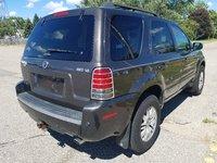 Picture of 2005 Mercury Mariner Premier 4WD, exterior