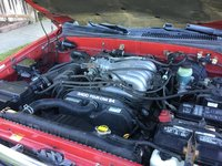 Picture of 1996 Toyota Tacoma 2 Dr V6 4WD Extended Cab SB, engine