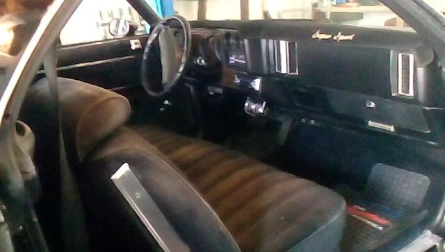 Picture of 1975 Chevrolet El Camino SS, interior, gallery_worthy
