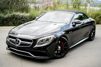 Picture of 2017 Mercedes-Benz S-Class Coupe S 63 AMG Cabriolet, exterior, gallery_worthy