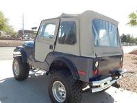1977 Jeep CJ5 Overview