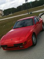 Picture of 1989 Porsche 944 STD Hatchback, exterior