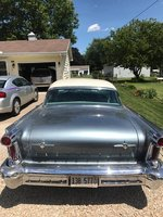 1958 Oldsmobile Ninety-Eight Overview