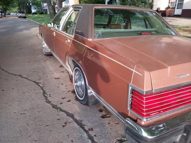 Picture of 1984 Mercury Grand Marquis