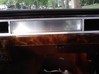 Picture of 1984 Mercury Grand Marquis, interior