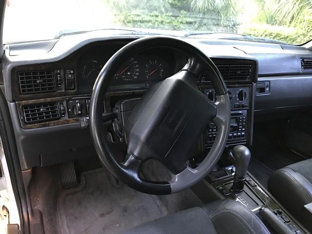 1996 Volvo 850 Interior