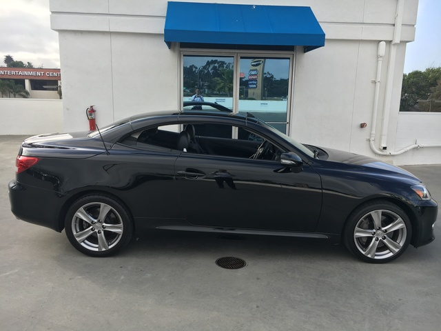 Picture of 2012 Lexus IS 350C Convertible RWD