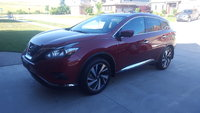 Picture of 2017 Nissan Murano Platinum AWD, exterior, gallery_worthy