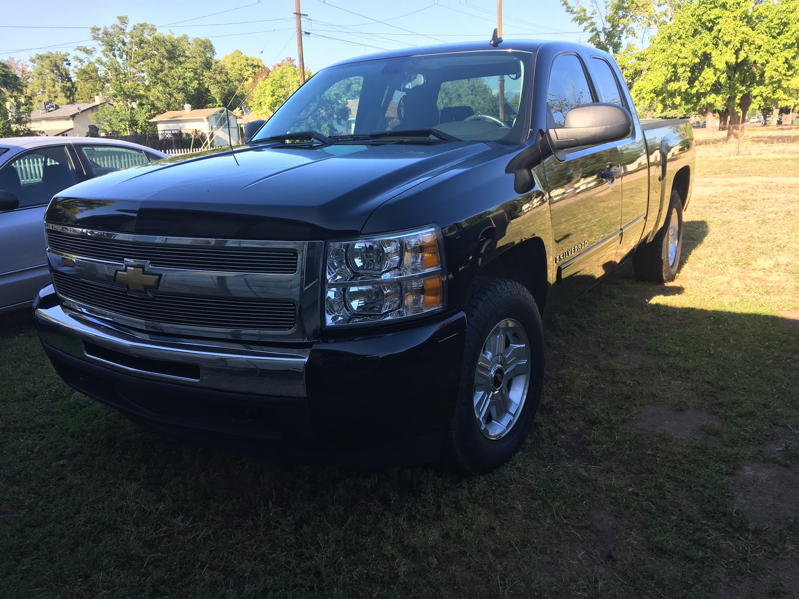 chevrolet silverado 1500 questions what type of oil for. Black Bedroom Furniture Sets. Home Design Ideas
